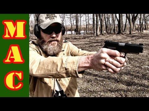 Choosing a Carry Handgun