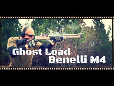 Ghost Loading A Benelli M4 Shotgun