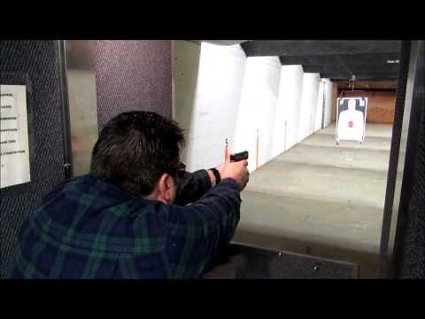 Glock 42 Range Demo