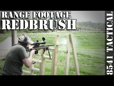 Redbrush Tactical Rifle Match Footage