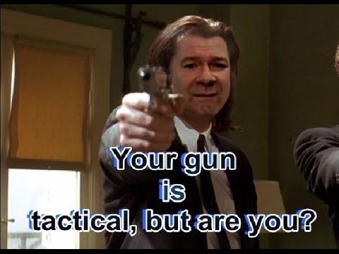 Tactical Firepower Handgun System