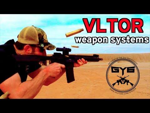 VLTOR AR-15 Range Demo