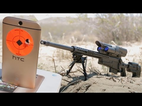 TrackingPoint XS1 Precision Guided Rifle