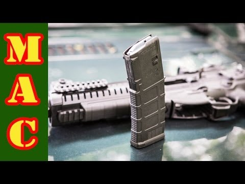 Beretta ARX100 Magazine Selection