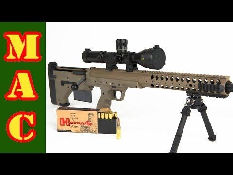 Desert Tech SRS-A1 Rifle