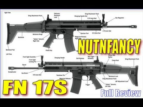 FN SCAR 17S Full Review