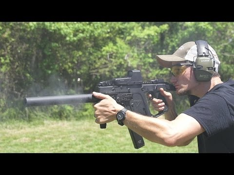 KRISS Vector CRB Review