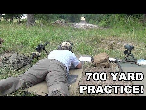 Remington 700 PSS Long Range Shooting
