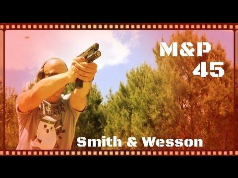 Smith & Wesson M&P45