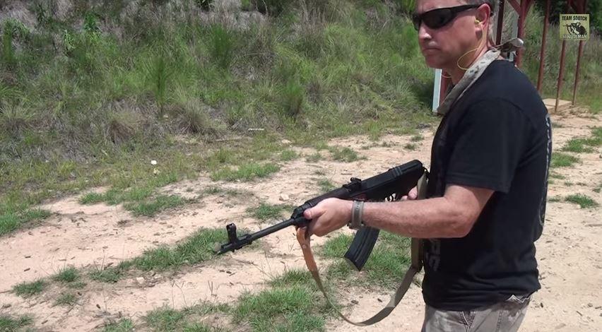 VZ2008 Rifle Tribute