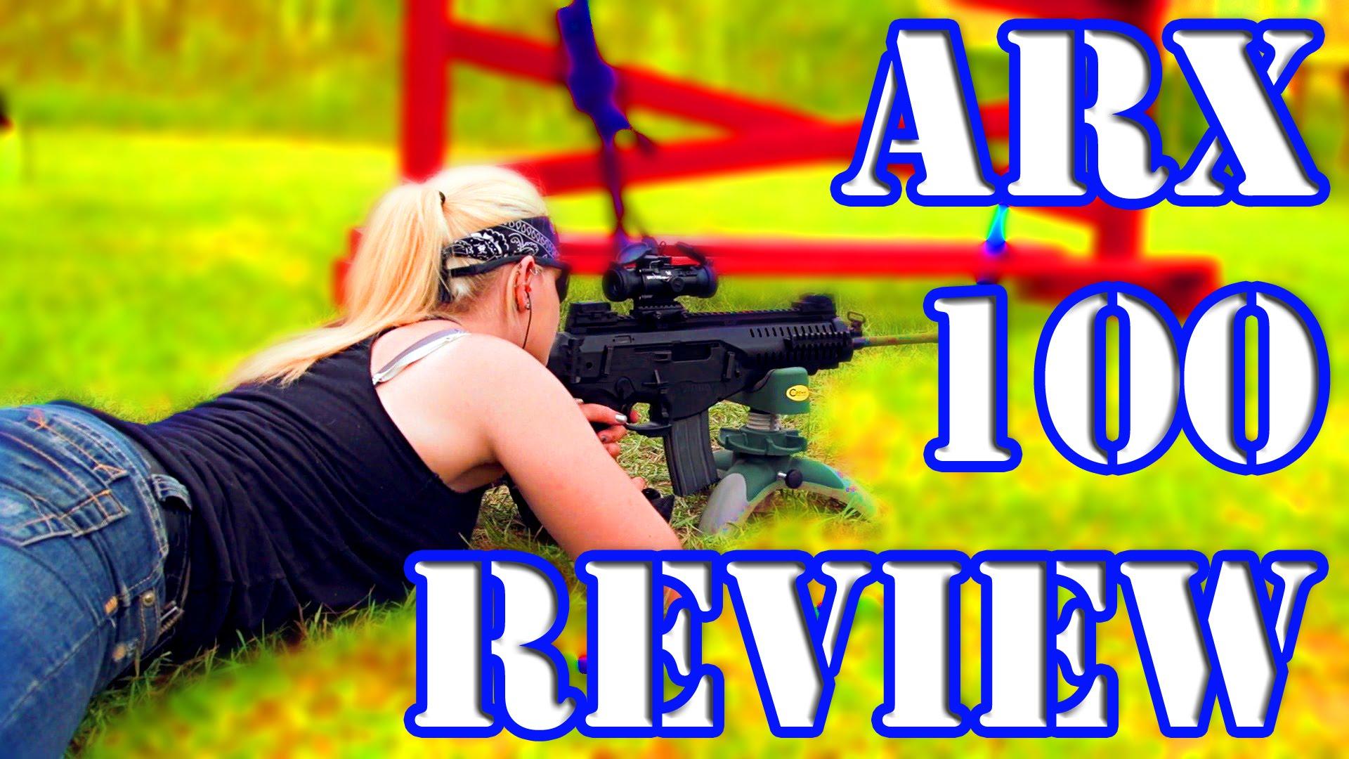 Beretta ARX100 Rifle Review