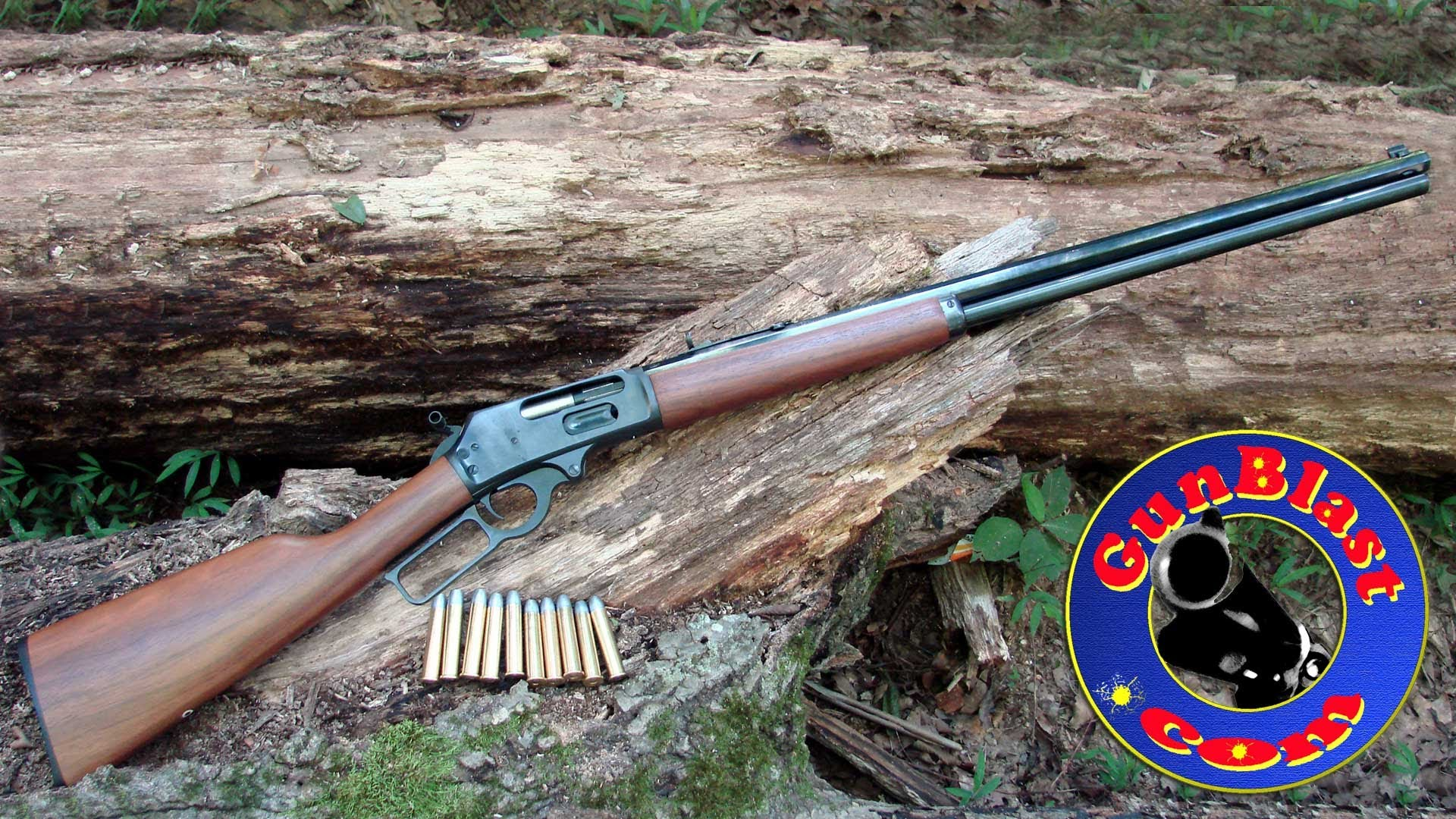 Marlin Model 1895 Cowboy Lever Action Rifle