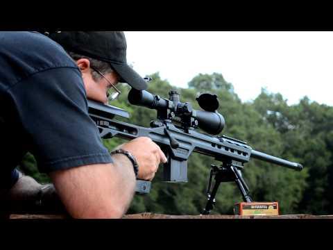 Masterpiece Arms Bolt Action Rifles