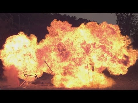 Patriotic Explosions