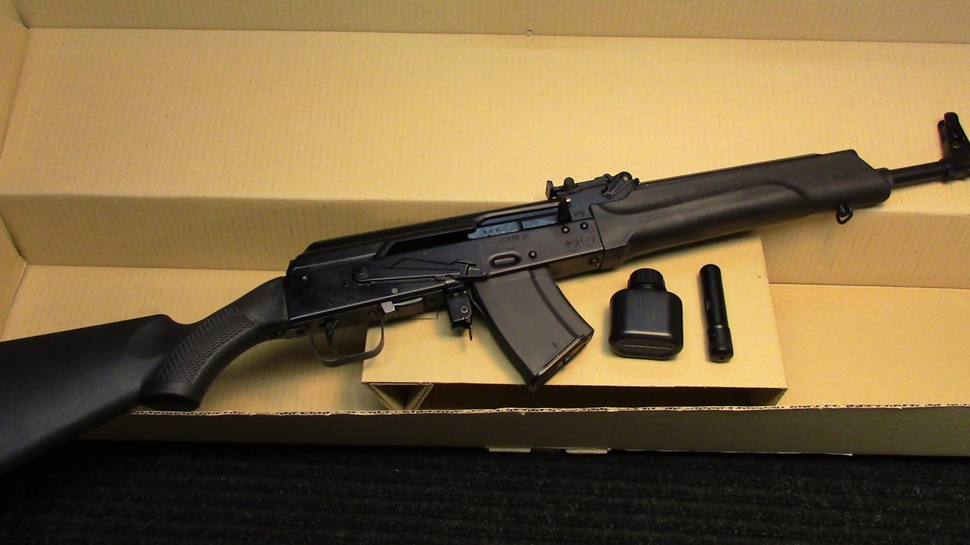 Saiga IZ-132 Rifle
