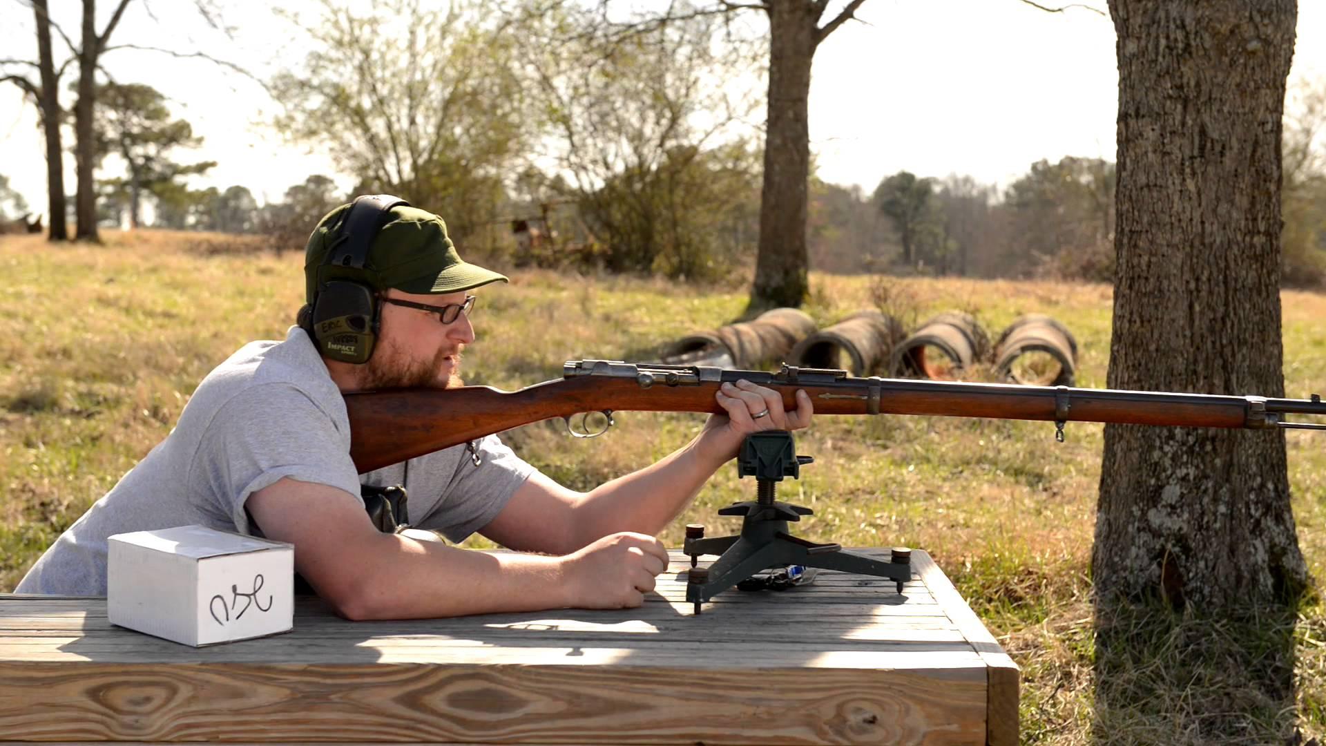 Mauser Model 71/84