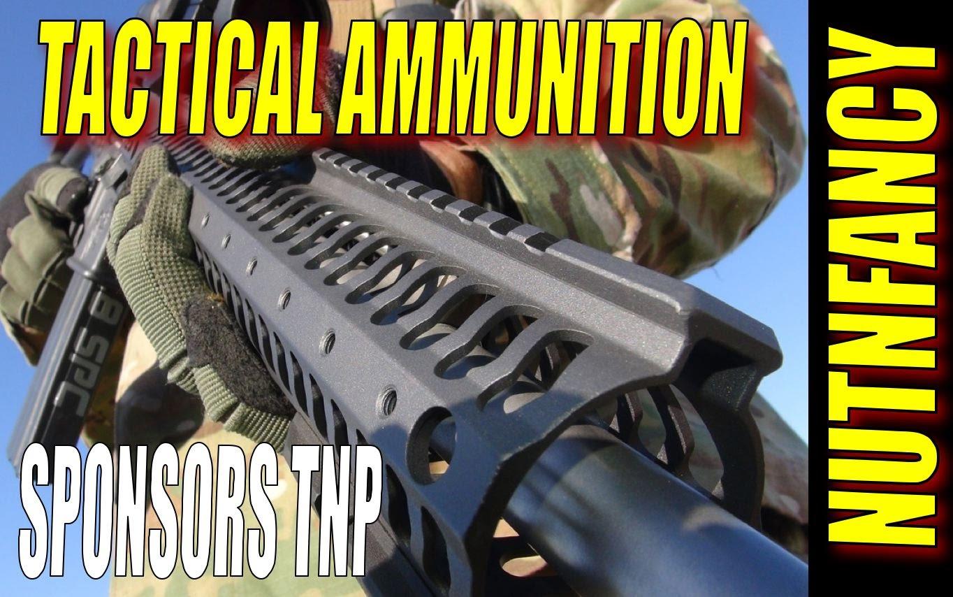 Tactical Ammunition