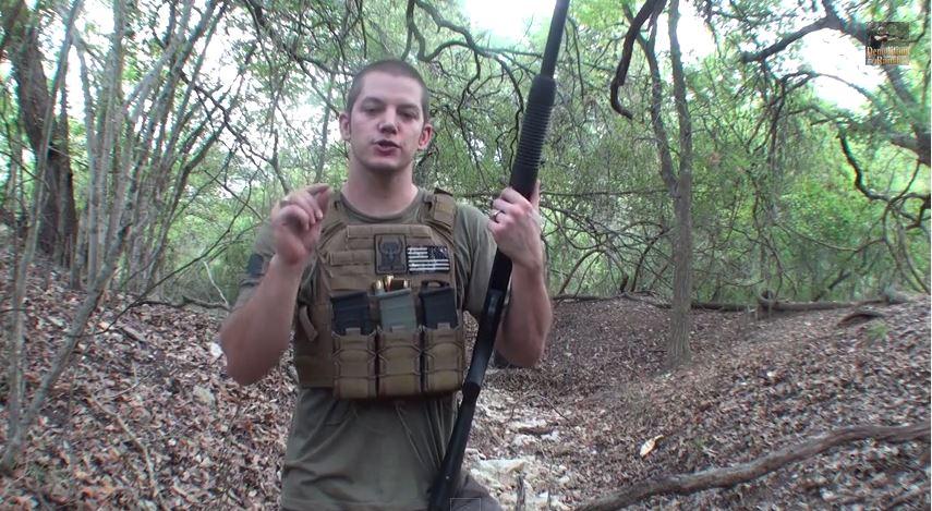 AR500 Body Armor vs 50 Shotgun Slugs