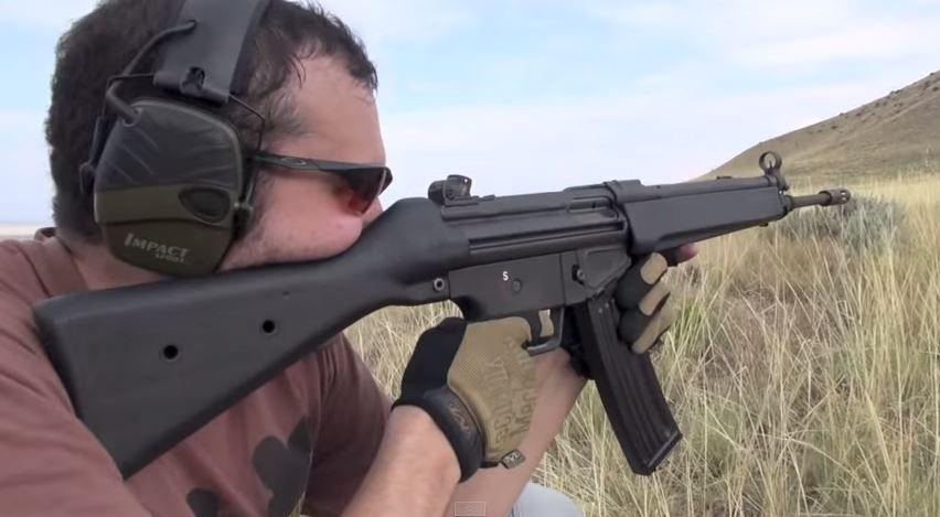 Century Arms C93 Semi-Auto Rifle