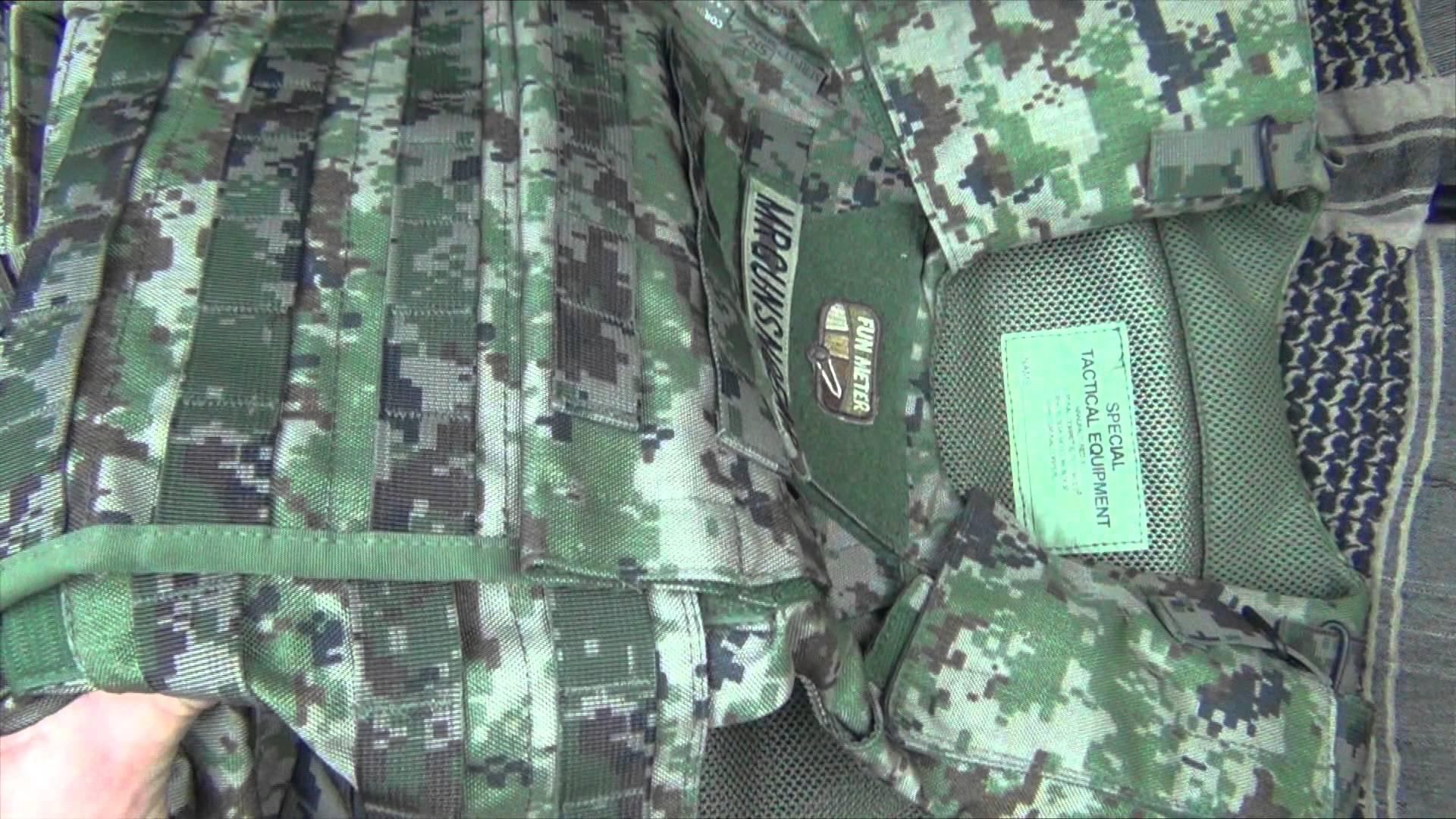AR500 Armor Defender Level III Body Armor
