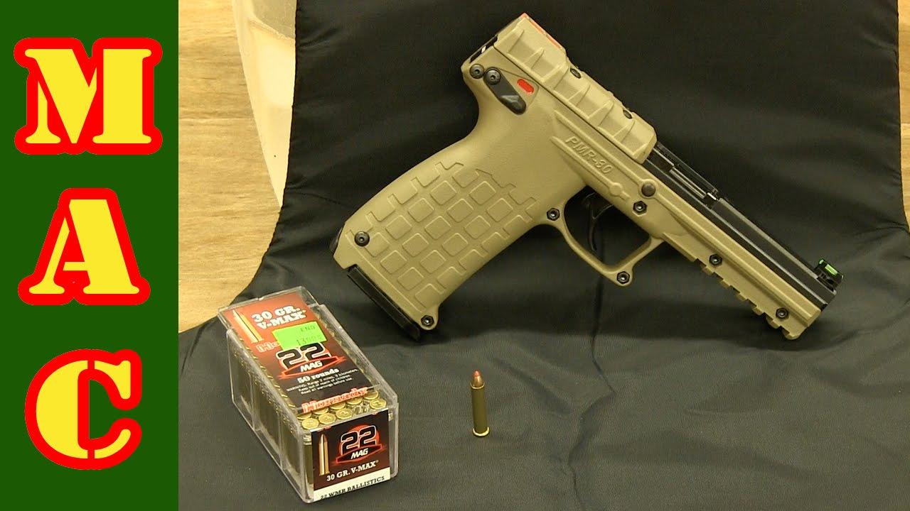 FN Five-seveN vs Kel-Tec PMR-30