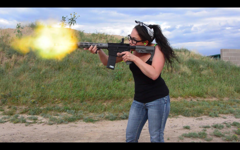Lightweight AR-15 Rifle Build