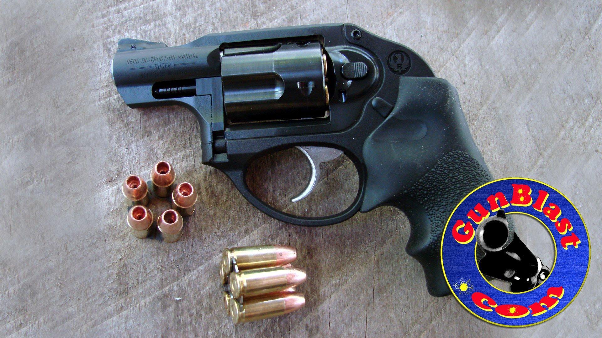 Ruger LCR Revolver 9mm