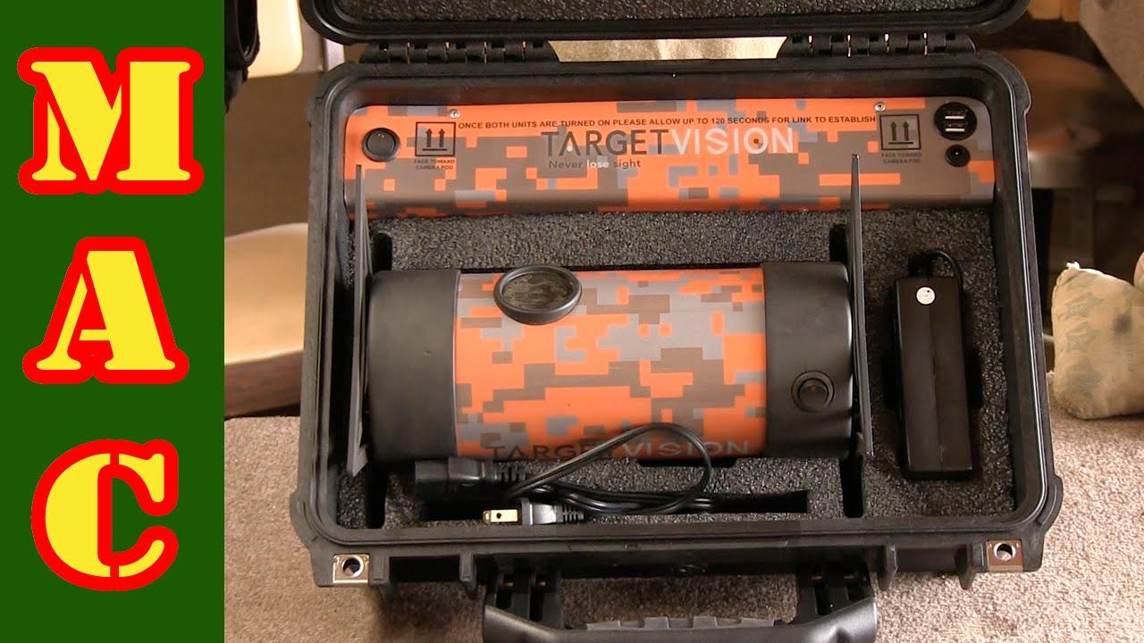 TargetVision Wireless Spotting Camera