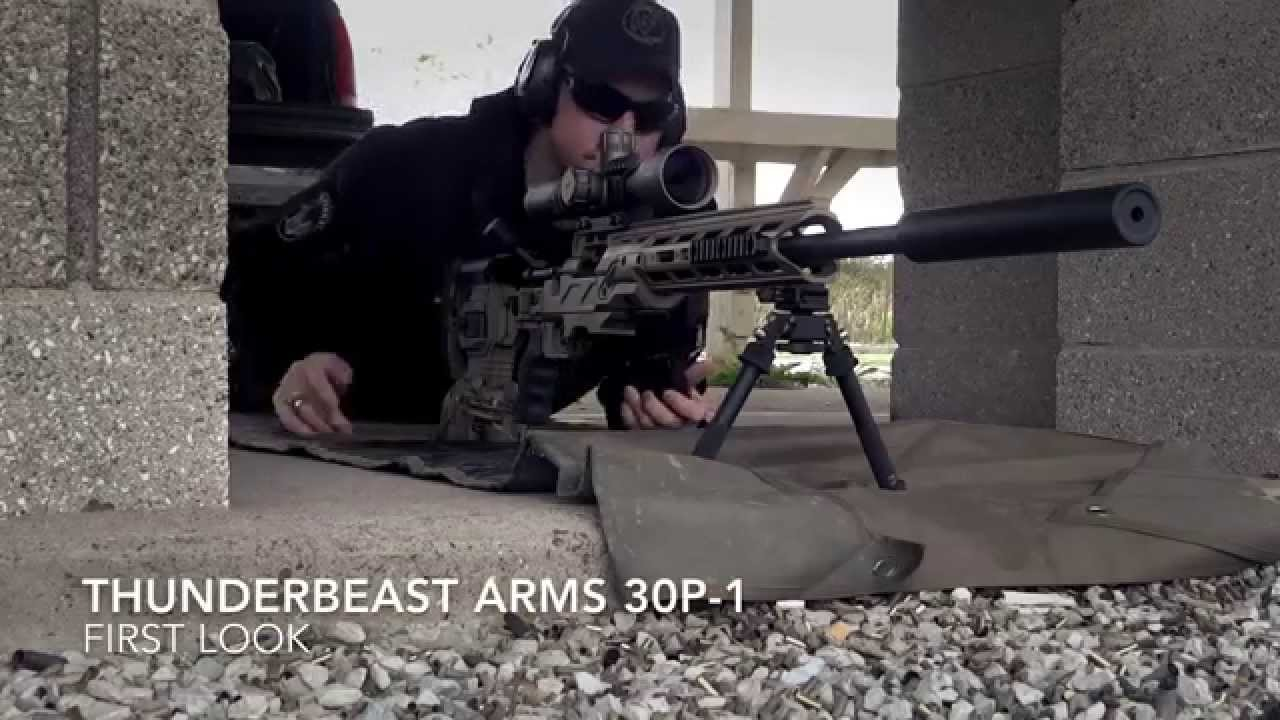 Thunder Beast Arms 30P-1 Suppressor