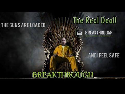 Breakthrough Gun Cleaner
