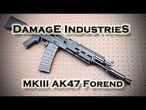 Damage Industries AK Components
