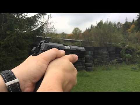 Grand Power K100 Pistol