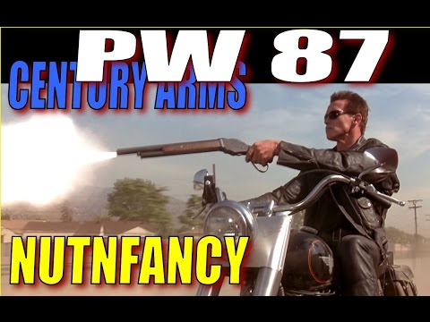 Century Arms PW87 Lever Action Shotgun