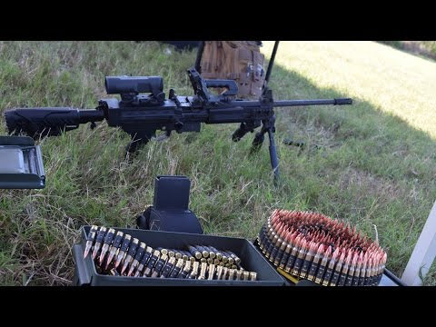 IWI NEGEV Belt-Fed Light Machine Gun