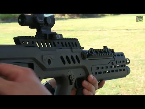 Manticore Arms IWI Tavor Enhancements