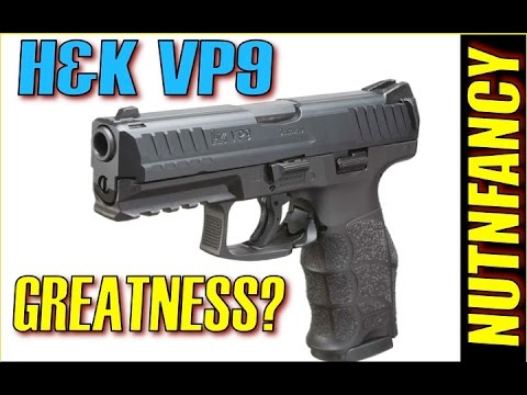 Review of HK VP9 Pistol