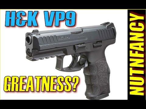 Review of HK VP9 Pistol
