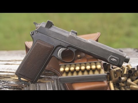 Steyr M1912 Pistol