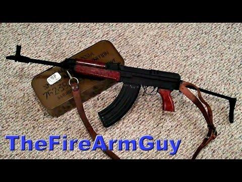 Best Rifle Deal of 2014 - Century VZ2008
