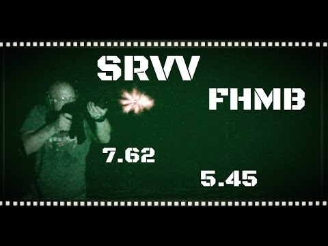 SRVV FHMB AK Muzzle Brake