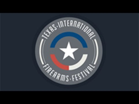 Texas International Firearms Festival 2014