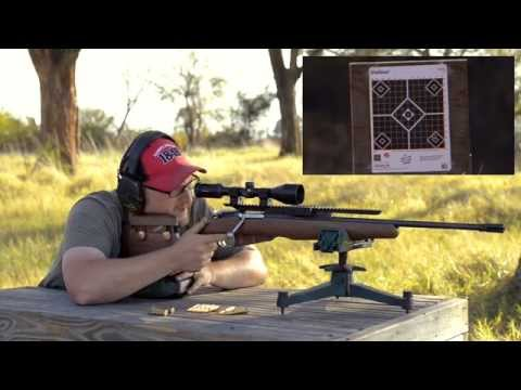 Custom Mosin Nagant Range Test