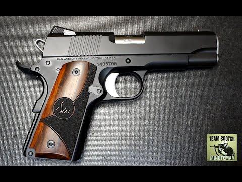 Dan Wesson CCO 1911 Pistol