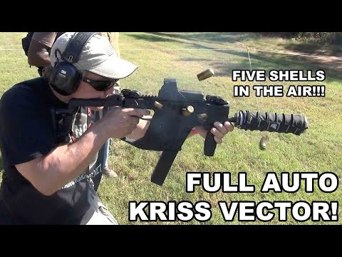 KRISS Vector Full Auto