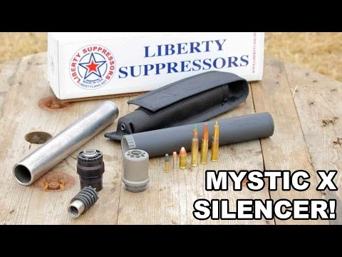 Liberty Suppressors Mystic X