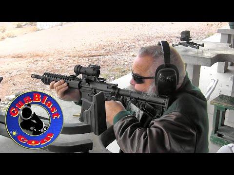 SHOT Show Media Day at the Range