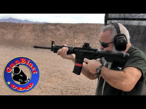 SHOT Show Media Day at the Range Part 2