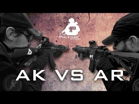 AK vs AR
