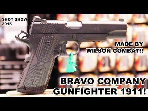 BCM Gunfighter 1911 Pistol