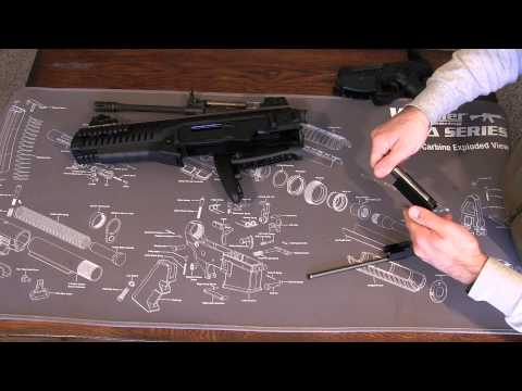 Beretta ARX100 Rifle Review and Range Demo